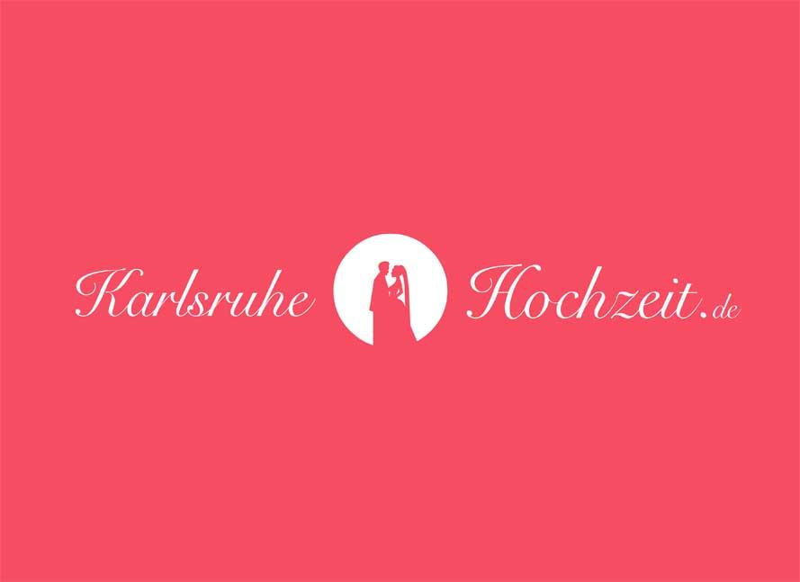 Karlsruhe Hochzeit Logo