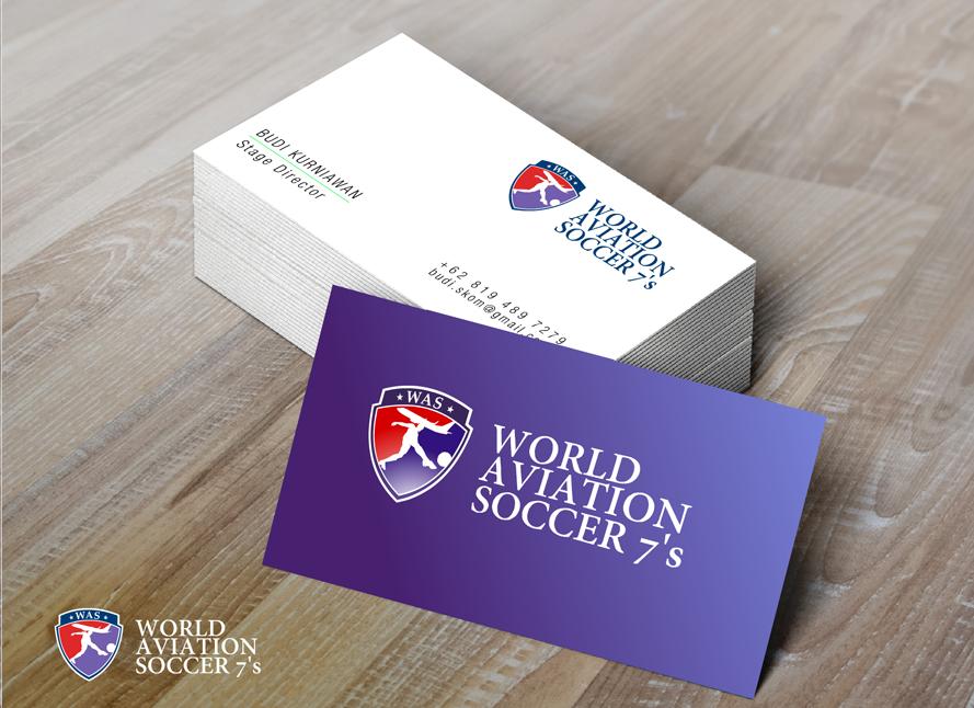 World Aviation Soccer Card